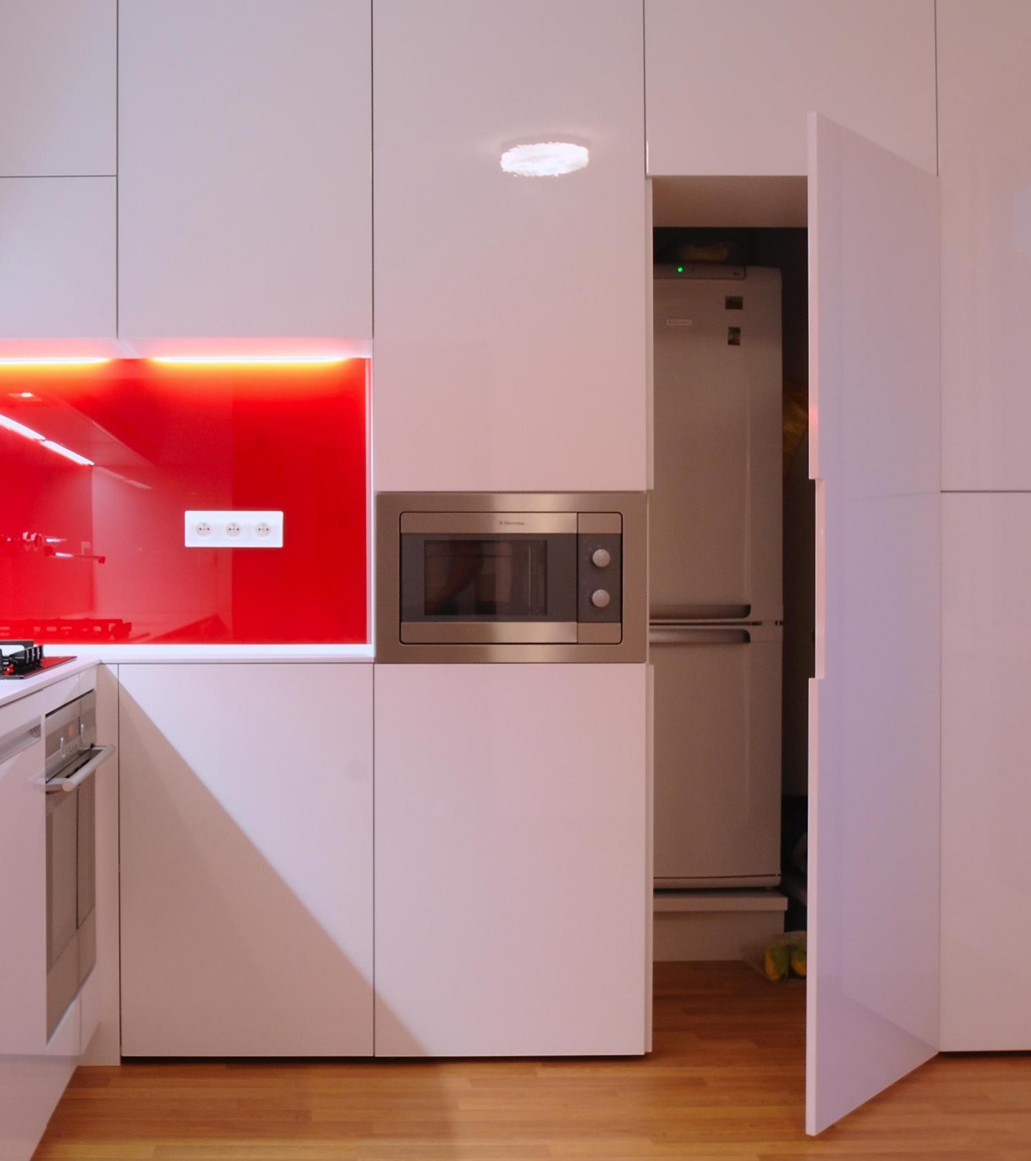 Apartment Service: Apartment Service Core Reconstruction, Bratislava