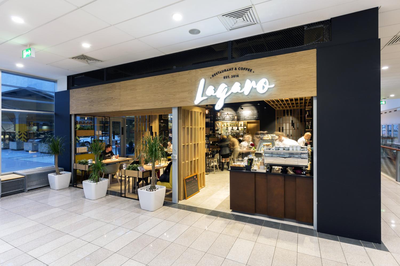 Lagaro restaurant oc europa banska bystrica slovakia