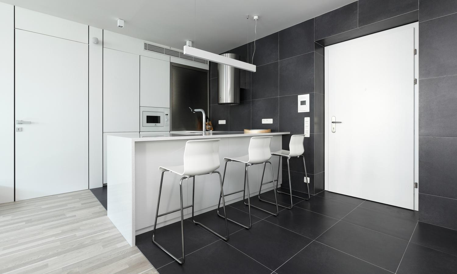 Kitchens rules architects for Separate kitchen units