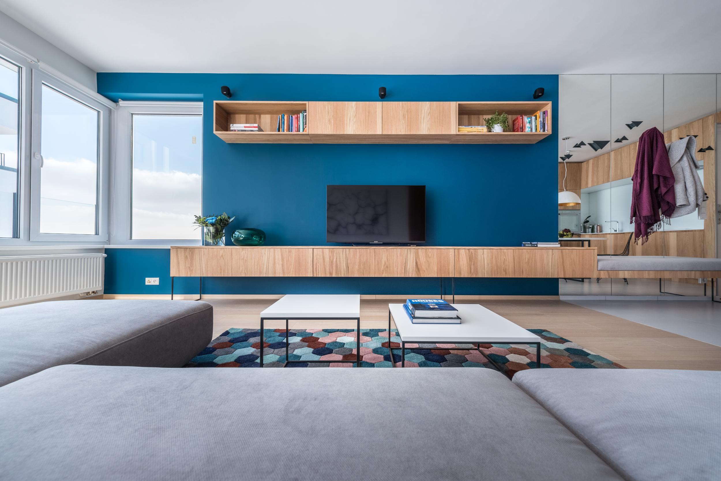 Interior Design Of A Two Bedroom Apartment Bratislava