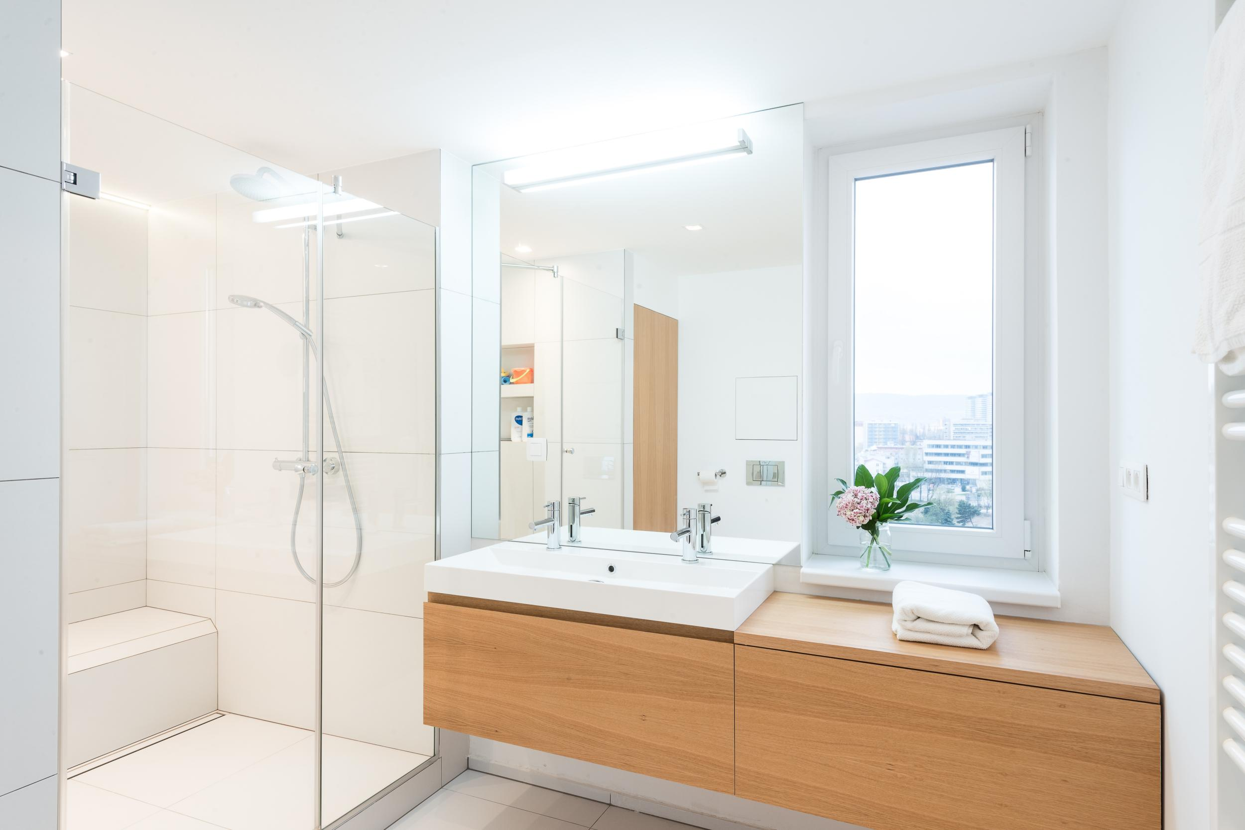 Bathrooms rules architects for Bathroom interior design rules