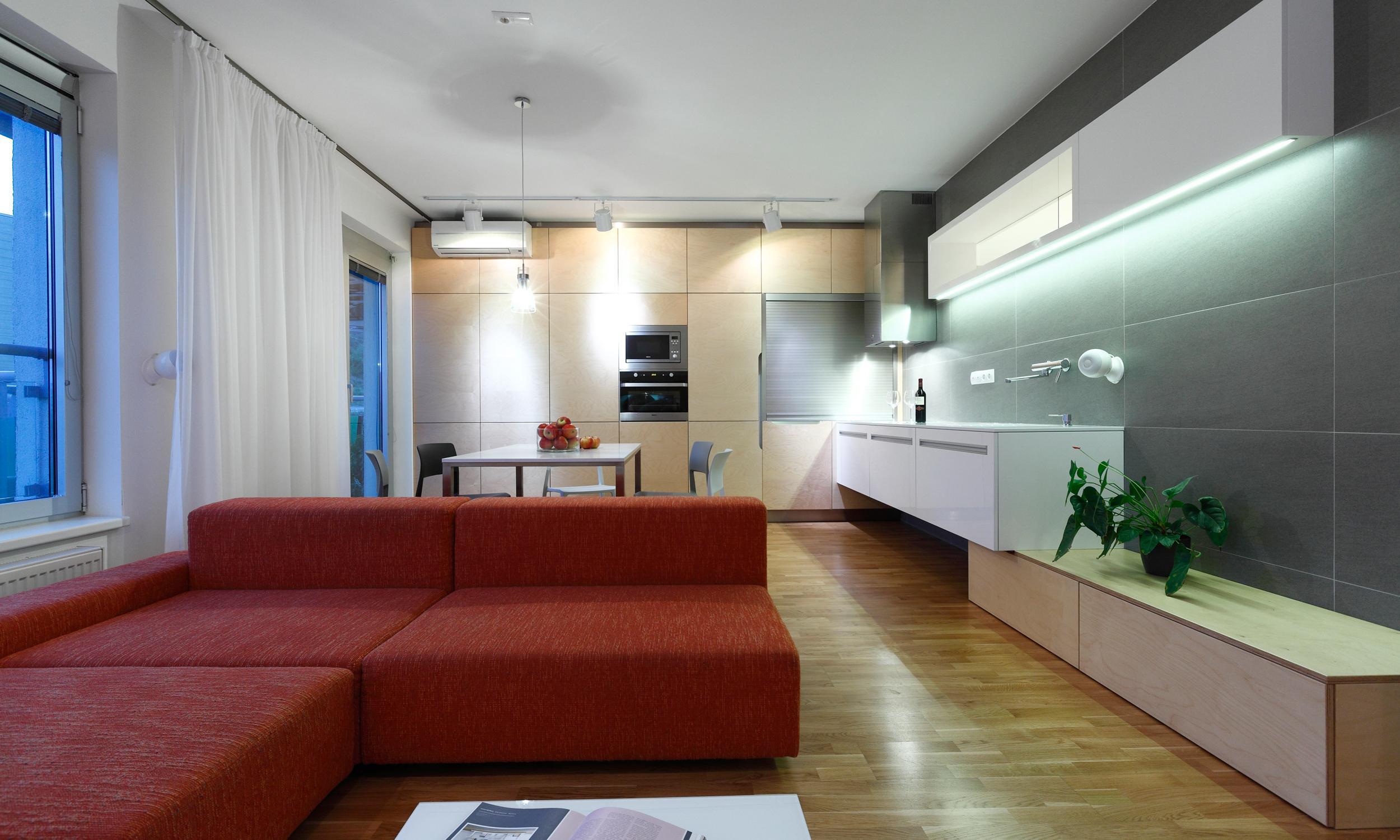 Cabasse Eole Living Room